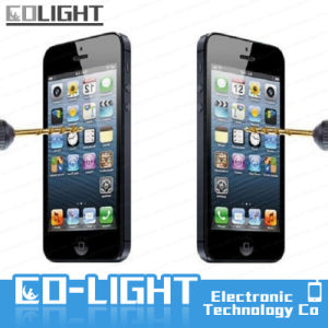 Factory Price High Quality Tempered Glass Screen Protector for iPhone 5