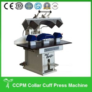 Shirt Cuff and Collar Press Machine pictures & photos