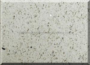 Cheap Most Popular Artificial Quartz Stone Double Color pictures & photos