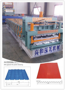 Fully Automatic Double Layer Roll Forming Machine for Roofing Panel pictures & photos