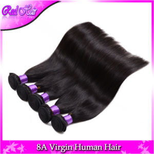 "Wholesale 6A Unprocessed Italian Light Yaki Human Hair Weave Cheap Yaki Kinky Straight 2PCS/Lot 100g Bundles 8""-32""Mixed Length pictures & photos"