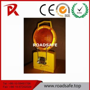 Roadsafe Blinking LED Solar Strobe Warning Barricade Lights/Barricading Lamps pictures & photos