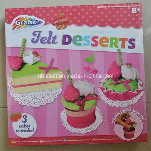 Make Your Own Felt Desserts (SF-560)