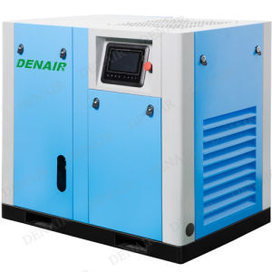 Denair Brand Energy Saving Water Lubricated Oilless Screw Air Compressor pictures & photos