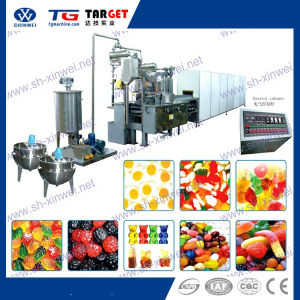 Jelly Candy Process Production Line pictures & photos