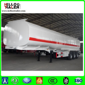 3 Axle 40000liters Fuel Oil Diesel Tank pictures & photos