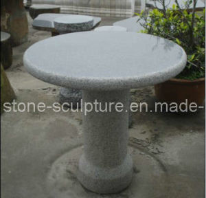 Outdoor Granite Table and Chairs