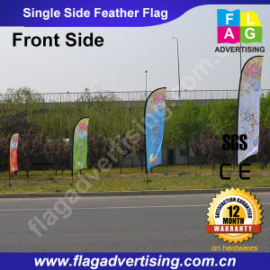 Wonderful Flying Beach Flag Banner for Promotion pictures & photos