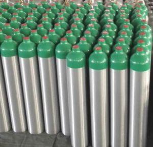 0.3L to 30L Medical Aluminum Oxygen Tanks pictures & photos