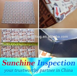 Gift Box Qualityinspection, Pre Shipment Inspection in China pictures & photos