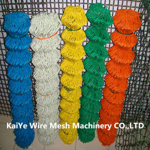 Diamond Mesh Machine/Chain Link Fence Machine pictures & photos