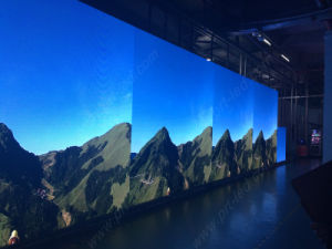 Full Color P6 Rental Indoor Screen with Cheap Cost pictures & photos