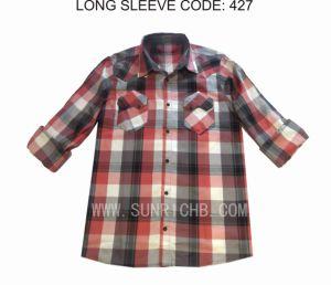 Men Shirt (427) pictures & photos