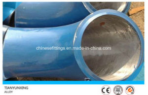 A335 P91 ANSI B16.9 Pipe Fittings Alloy Steel Elbow pictures & photos