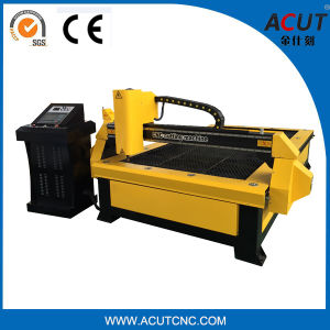 Sheet Metal Cutter/CNC Plasma Machine for Cutting with SGS Ce pictures & photos