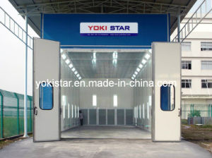 Fast Delivery Large Automated Truck Baking Booth pictures & photos