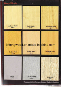 ISO 9001: 2000 Exported Standard Furniture Board Hotel Cabinet Wood Grain Melamine MDF Board pictures & photos