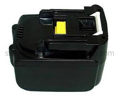 14.4V 3ah Power Tool Li-ion Battery for Makita Bl1430 (ST. 14 3 0B8 4 V)