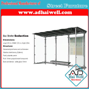 Outdoor Street Furniture Bus Stop Station pictures & photos