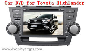 Special Andriod Car DVD Player for Toyota Highlander pictures & photos