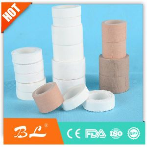 Medical Cotton Tape Zinc Oxide Adhesive Plaster Surgical Tape pictures & photos