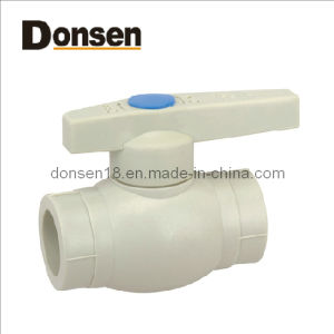 PPR Ball Valve with Plastic Ball pictures & photos