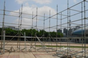 Layer/Lighting Grid/Ringlock Scaffolding pictures & photos