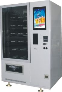 Vending Machine with Touch Screen