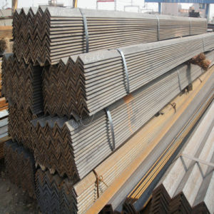 Q235B Hot Rolled Iron Angle pictures & photos