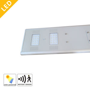 New 25W Integrated Solar Street Lights with CE, RoHS Approved pictures & photos