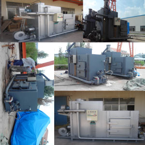 Crematory Incinerator for Dead Animal or Carcass pictures & photos