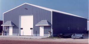 Prefab Light Steel Frame Building Storage (SL-0024) pictures & photos