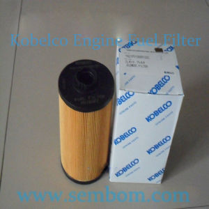 High Performance Engine Fuel Filter for Kobelco Excavator/Loader/Bulldozer pictures & photos