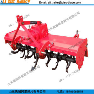 Farm Cultivator 3-Point Tractor Pto Rotary Tiller pictures & photos