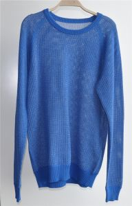 100%Cotton Round Neck Knitted Sweater for Men pictures & photos