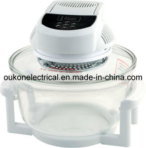 12L Halogen Replacement Bulb Convection Oven (OUYH-503)