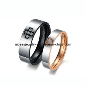 Fashion Gold Rose Ring for Women (AR15)