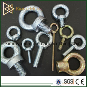 Yellow Zinc Coated Eye Nut JIS1169 pictures & photos