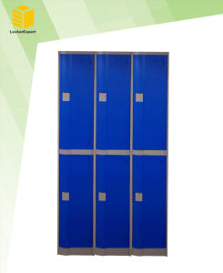 Electronic Barcode ABS Plastic Locker Le32 pictures & photos