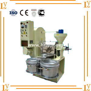 Type Lyzx24 Low Temperature Screw Oil Preress Machine pictures & photos