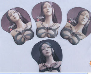 Cloth Gel Sexi Mouse Pad (GMP020)