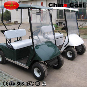 Jhgf-Eg2ss Electric Motorcycle 2 Seats Golf Cart pictures & photos