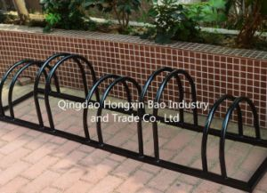 High and Low Style Semi - Circular Bicycle Parking Rack pictures & photos