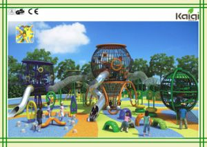 Kaiqi Newest Design Space Station Series Outdoor Playground pictures & photos