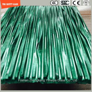 4-19mm Safety Construction Glass, Sand Blasting,Hot Melting Decorationglass for Hotel & Home Door/Window/Shower/Partition/Fence with SGCC/Ce&CCC&ISO Certificate pictures & photos
