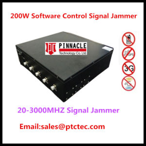 Bluetooth/WiFi/4G Cellphone Jammer Video Jammer, VIP Jammer Signal Blocker pictures & photos