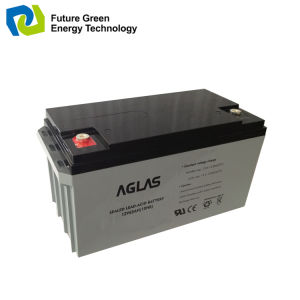 12V 33ah UPS Solar Power Deep Cycle Battery pictures & photos