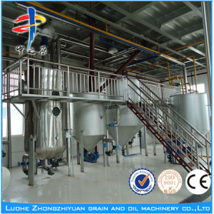 1-100 Tons/Day Rice Bran Oil Refinery Plant/Oil Refining Plant pictures & photos