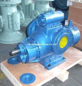 Three Screw Cargo Residual Oil Pump pictures & photos