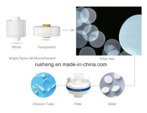 Bright Nylon 66 Monofilament for Engineering Filter pictures & photos